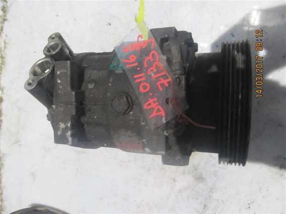 COMPRESOR AC Dacia Logan benzina 2007 - Poza 1