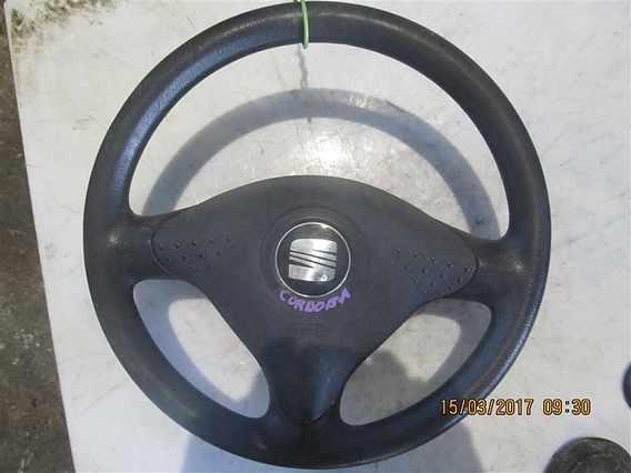 VOLAN CU AIR-BAG FARA AIR-BAG Seat Ibiza benzina 2007 - Poza 2