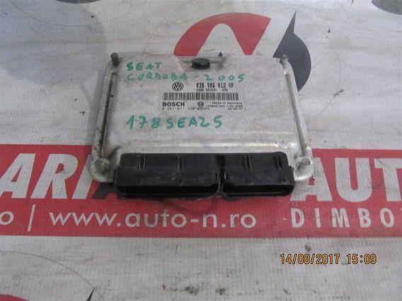 CALCULATOR MOTOR Seat Cordoba diesel 2006 - Poza 1