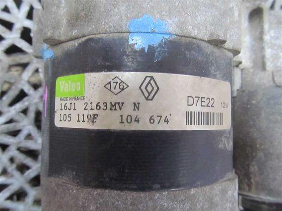 ELECTROMOTOR Renault Clio-II benzina 2004 - Poza 2
