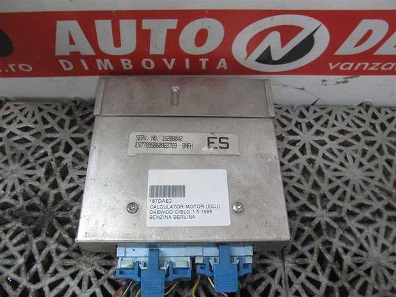 CALCULATOR MOTOR (ECU) Daewoo Cielo benzina 1998 - Poza 1