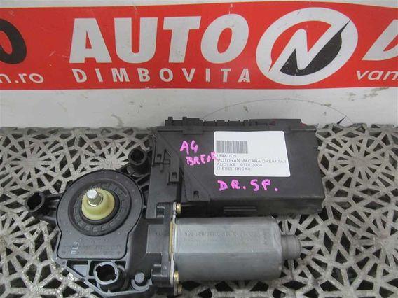 MOTORAS MACARA DREAPTA SPATE Audi A4 diesel 2004 - Poza 1