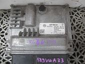 CALCULATOR MOTOR (ECU) Volkswagen Polo diesel 2012