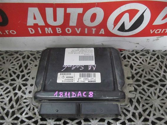 CALCULATOR MOTOR (ECU) Dacia Solenza benzina 2005 - Poza 1