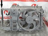 ELECTROVENTILATOR (GMV) Peugeot Partner diesel 2008