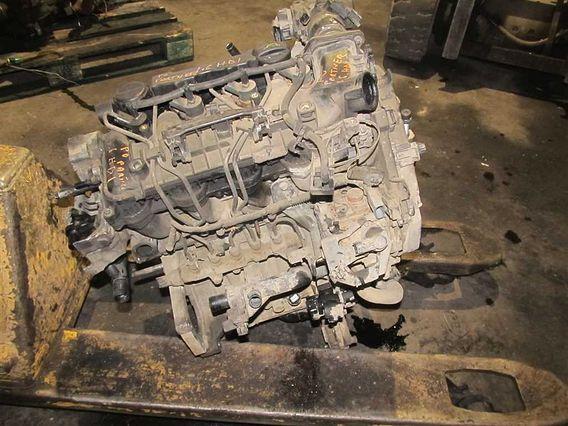 MOTOR COMPLET Peugeot Partner diesel 2008 - Poza 3