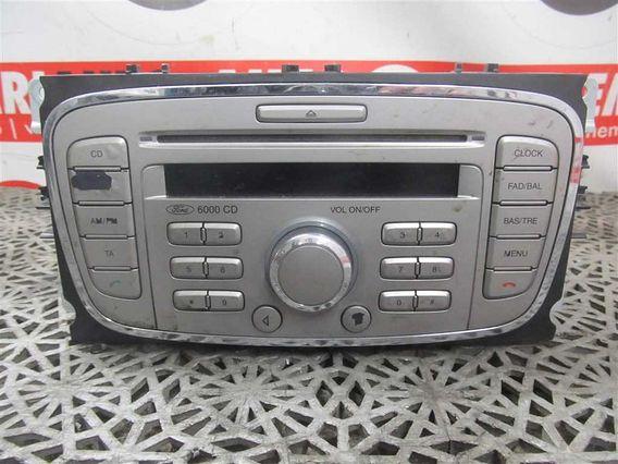 RADIO CD Ford Focus II diesel 2008 - Poza 1