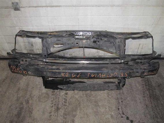 TRAGER RADIATOR Skoda Octavia diesel 2004 - Poza 1