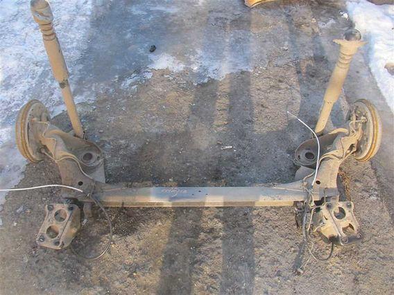 PUNTE SPATE Skoda Octavia diesel 2004 - Poza 1