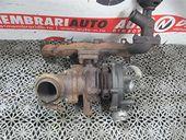 GALERIE EVACUARE+TURBOSUFLANTA Peugeot 307 diesel 2004