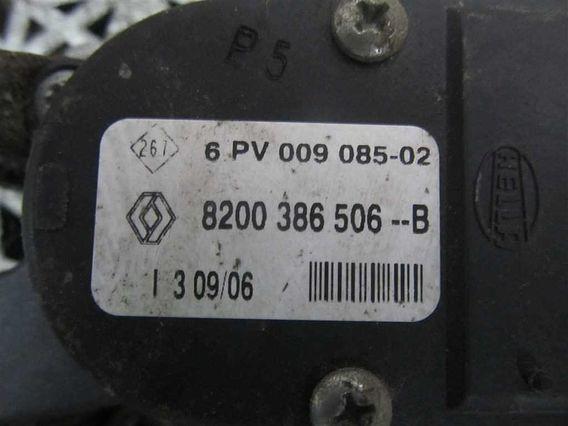PEDALA ACCELERATIE ELECTRICA Dacia Logan I diesel 2006 - Poza 3