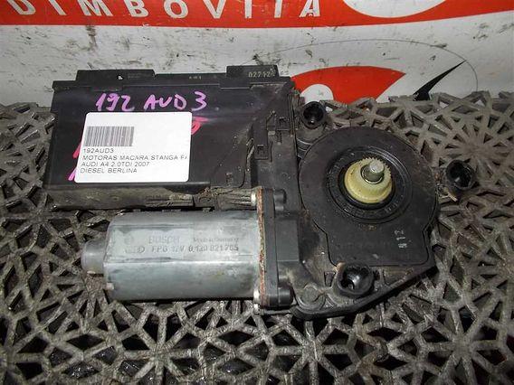 MOTORAS MACARA STANGA FATA Audi A4 diesel 2007 - Poza 1