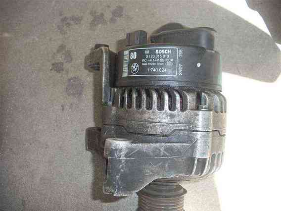 ALTERNATOR BMW 525 benzina 2001 - Poza 1