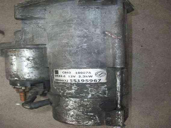 ELECTROMOTOR Citroen Jumper benzina 2002 - Poza 1