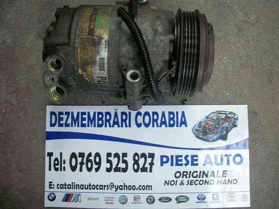 COMPRESOR  AC Opel Corsa-B benzina 2000 - Poza 1