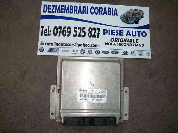 CALCULATOR MOTOR Alfa Romeo 156 diesel 2001 - Poza 1