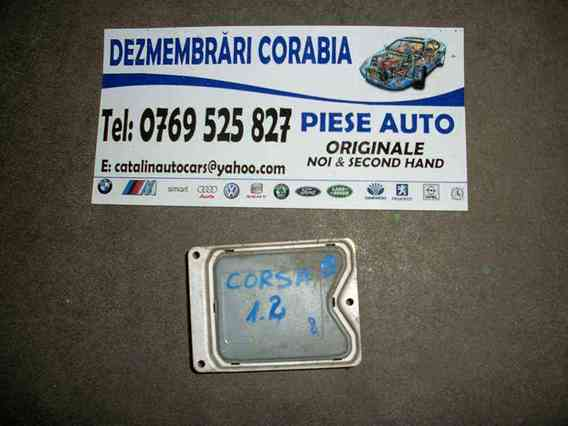 CALCULATOR MOTOR Opel Corsa-B benzina 1998 - Poza 1