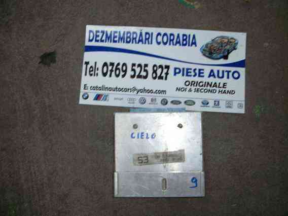 CALCULATOR CONFORT Daewoo Cielo benzina 0 - Poza 1