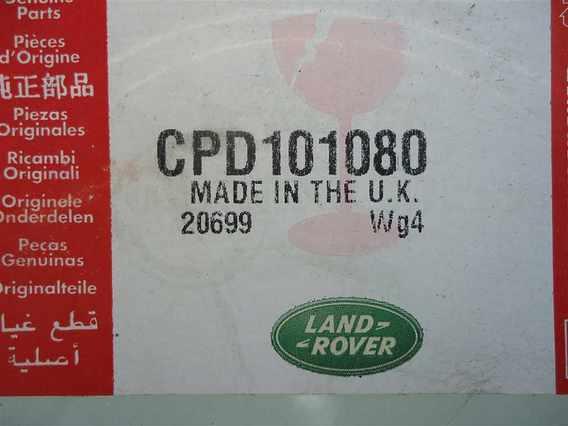 GEAM DREAPTA SPATE Land Rover Freelander 2001 - Poza 2