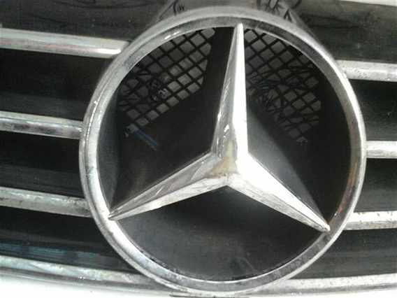 GRILA RADIATOR Mercedes CLK 2009 - Poza 2
