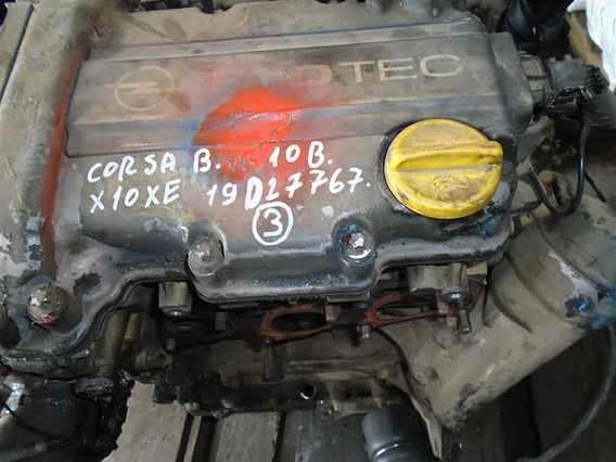 MOTOR CU ANEXE Opel Corsa-B benzina 2000 - Poza 2