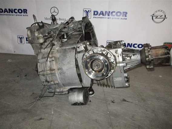 CUTIE TRANSFER Volkswagen Sharan diesel 2004 - Poza 2