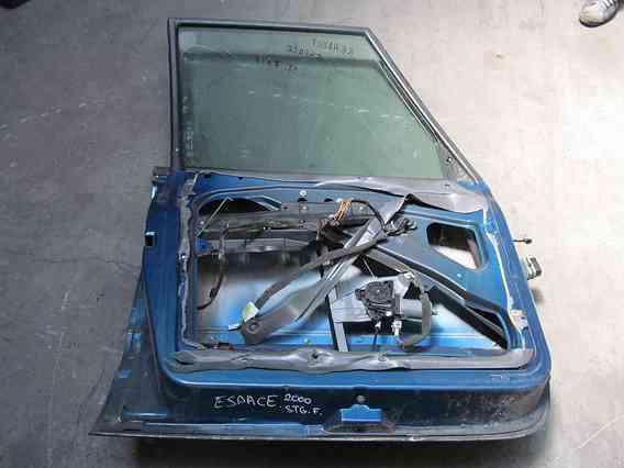 USA STANGA FATA Renault Espace 2001 - Poza 2