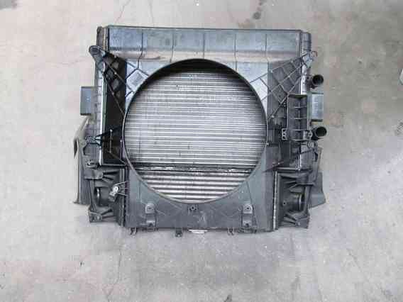 INTERCOOLER Iveco Daily-III diesel 2008 - Poza 1