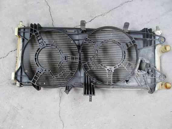 SUPORT VENTILATOR Fiat Doblo diesel 2005 - Poza 1
