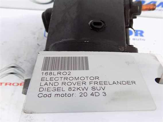 ELECTROMOTOR Land Rover Freelander diesel 2005 - Poza 4