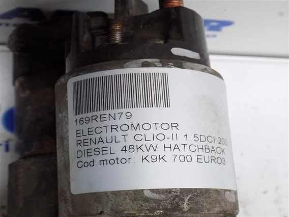 ELECTROMOTOR Renault Clio-II diesel 2002 - Poza 4