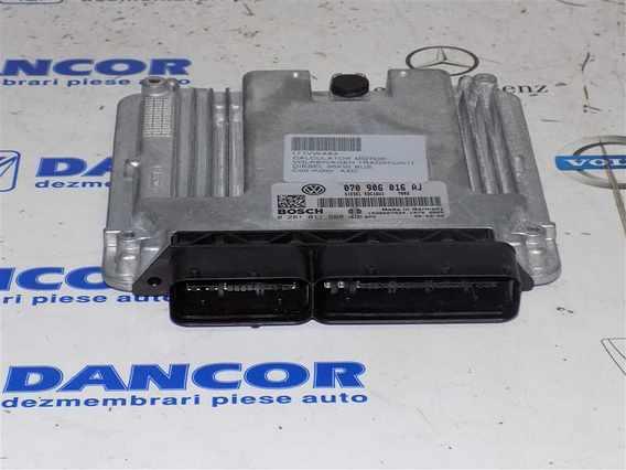 CALCULATOR MOTOR Volkswagen Transporter diesel 2007 - Poza 1