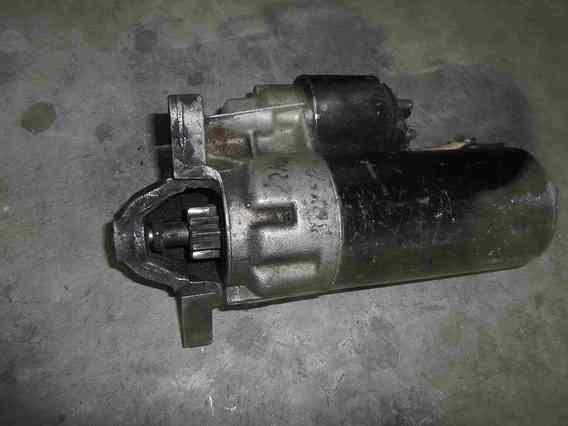 ELECTROMOTOR Citroen Jumper diesel 2000 - Poza 2