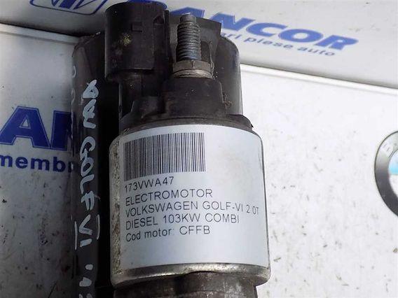 ELECTROMOTOR Volkswagen Golf-VI diesel 2012 - Poza 4