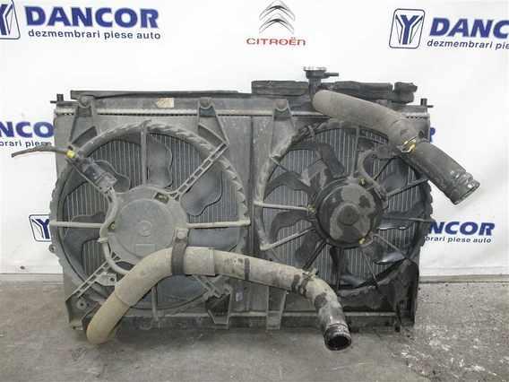 ELECTROVENTILATOR (GMV) Hyundai Santa-Fe diesel 2007 - Poza 1