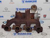 TURBOSUFLANTA Ford Mondeo III diesel 2005