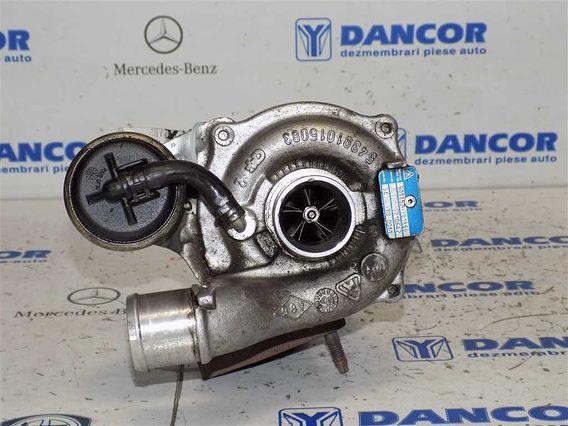 TURBOSUFLANTA Renault Clio-II diesel 2007 - Poza 2