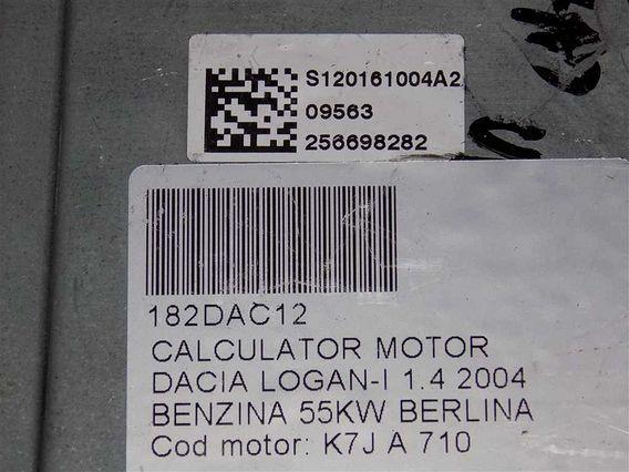 CALCULATOR MOTOR Dacia Logan-I benzina 2004 - Poza 4