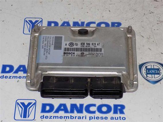 CALCULATOR MOTOR Volkswagen Bora diesel 2003 - Poza 1