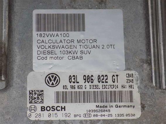 CALCULATOR MOTOR Volkswagen Tiguan diesel 2009 - Poza 3