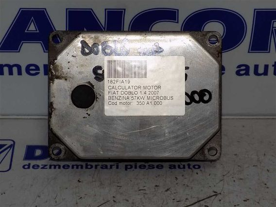 CALCULATOR MOTOR Fiat Doblo benzina 2007 - Poza 3