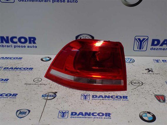 LAMPA STANGA SPATE Volkswagen Touareg diesel 2010 - Poza 3