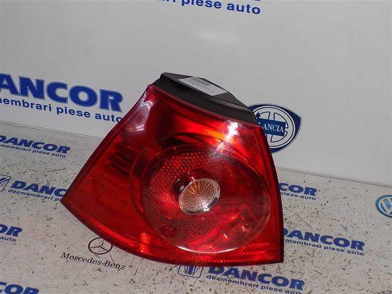 LAMPA STANGA SPATE Volkswagen Golf-V 2007 - Poza 3