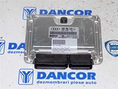 CALCULATOR MOTOR Audi A4 diesel 2003