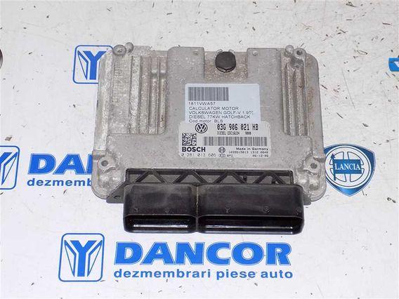 CALCULATOR MOTOR Volkswagen Golf-V diesel 2006 - Poza 1