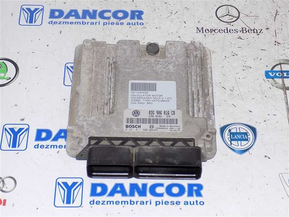 CALCULATOR MOTOR Volkswagen Golf-V diesel 2004 - Poza 1