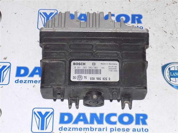CALCULATOR MOTOR Volkswagen Golf-III benzina 1993 - Poza 1