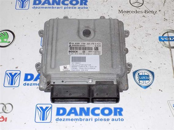 CALCULATOR MOTOR Smart Forfour diesel 2006 - Poza 1