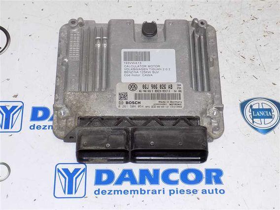 CALCULATOR MOTOR Volkswagen Tiguan benzina 2008 - Poza 1