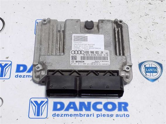 CALCULATOR MOTOR Audi A3 diesel 2008 - Poza 1